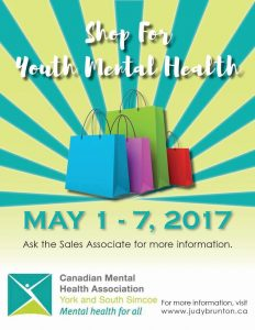 Shop 4 Youth Mental Health